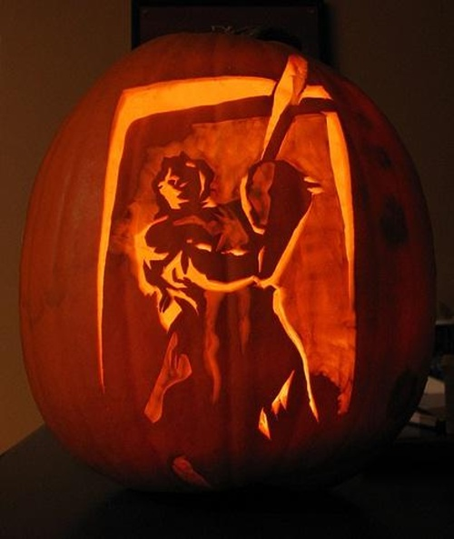 texas-chainsaw-massacre-pumpkin