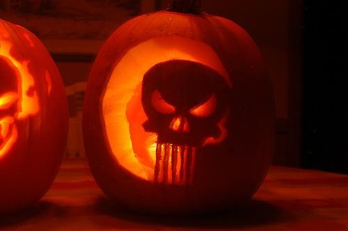 the-punisher-pumpkin-face