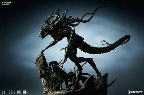 Alien King